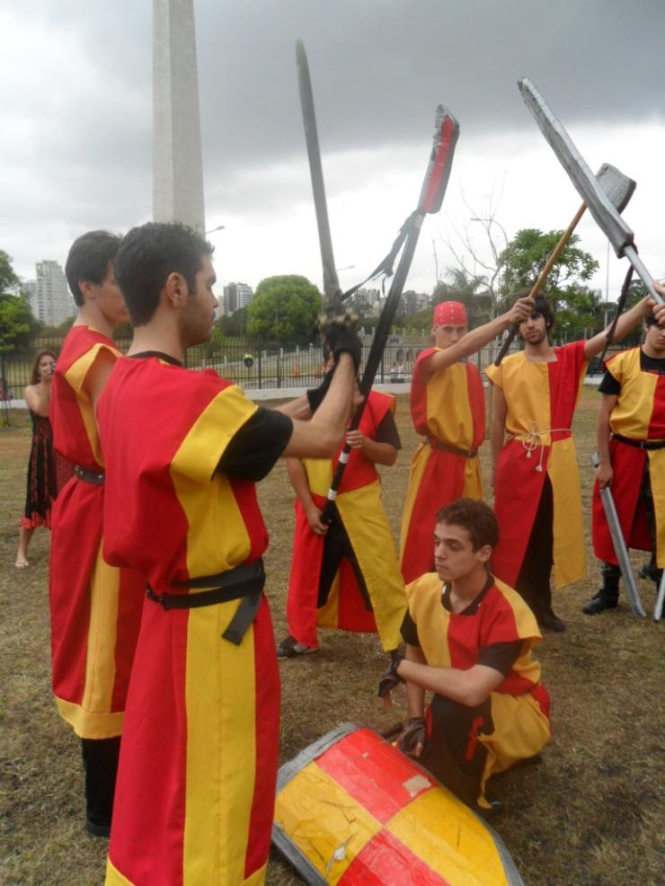 Draikaner Swordplay