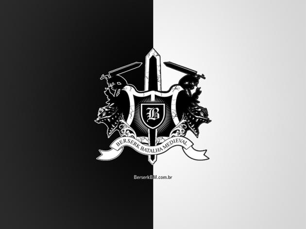 """Lema do clã: """"Bellator et gladius es unum"""", que significa Guerreiro e espada são um só."""