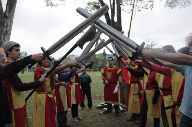 Cerimônia de Premiação do evento na Fábrica de Cultura do Parque Belém