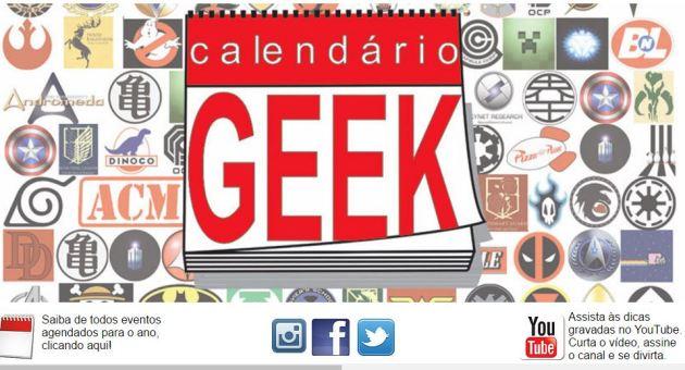 calendario geek